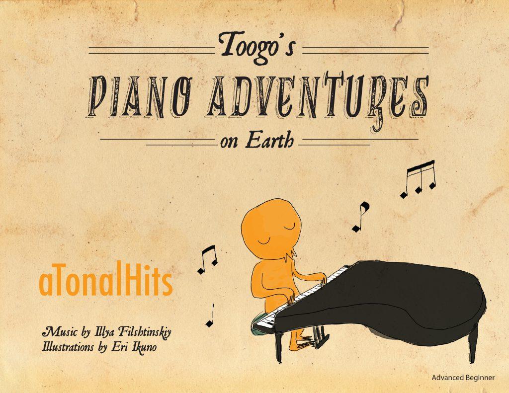Toogo, piano method book